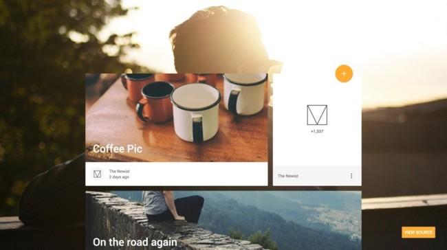 Google presenta Material Design Lite para llevar su diseño a la web