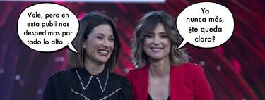 Esta es la razón por la que Nagore Robles y Sandra Barneda no quieren vivir juntas ni coincidir en un plató de televisión