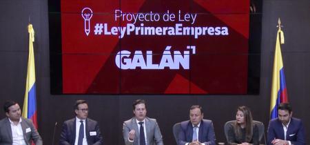 Colombia le apuesta al emprendimiento con el proyecto de ley 'Primera empresa'