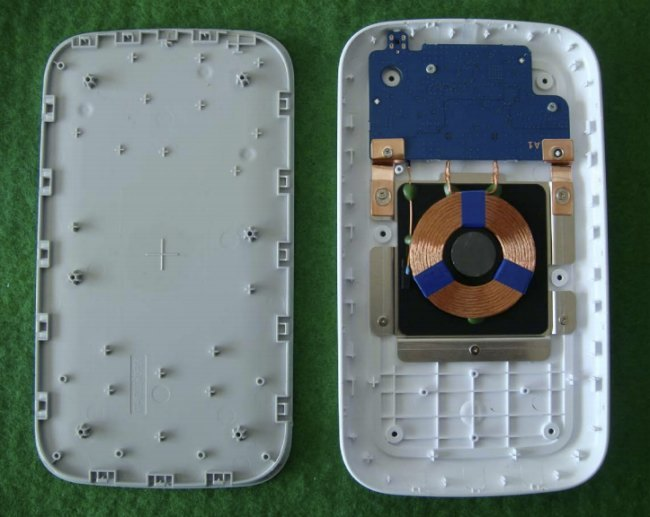 Cargador inalámbrico de Samsung