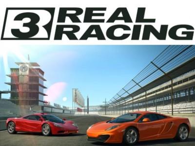 Real Racing 3 llegará el 28 febrero a iOS y Android