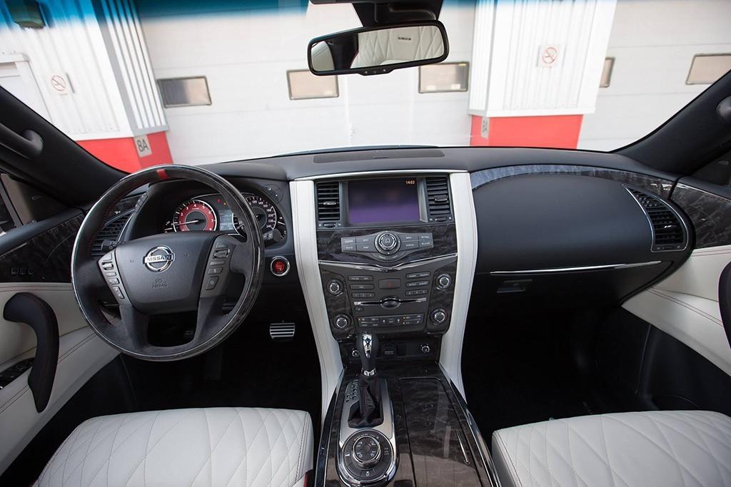 Foto de Nissan Patrol NISMO (7/9)
