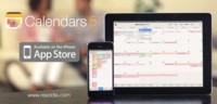 Calendars 5, una buena aplicación de calendario más lista de tareas para iOS