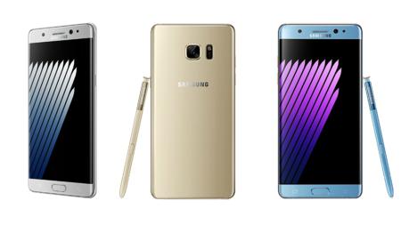 Samsung Galaxy Note 7, todo lo que los rumores nos han dicho hasta el momento