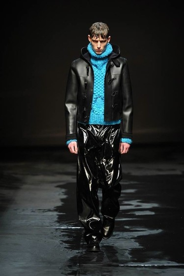 Topman Design otoño-invierno 2014/2015 o el triunfo (por desgracia) de la moda oversized