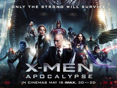 'X-Men: Apocalipsis' es destrozada por la crítica