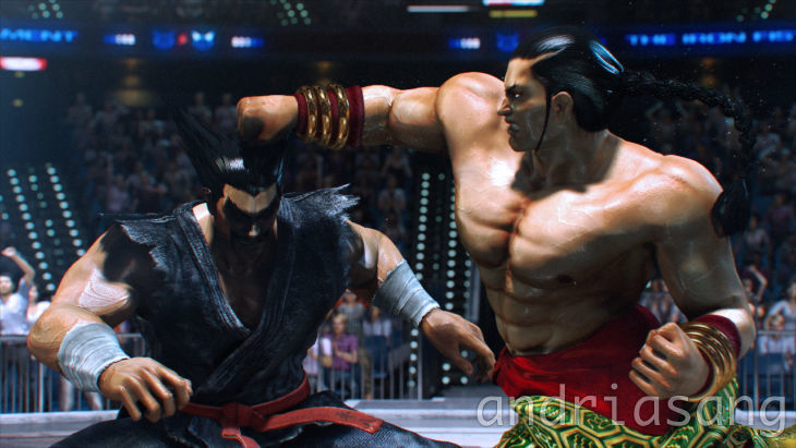 Foto de 180211 - Tekken Tag Tournament 2 (CGI) (4/29)