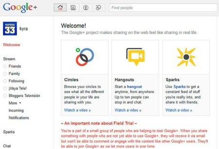 Google+ podría incorporar pronto juegos y una sección de preguntas y respuestas