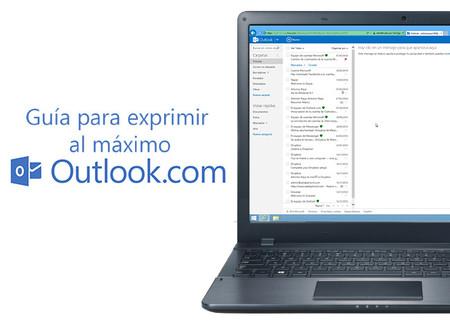Guía para exprimir al máximo Outlook.com [en vídeo]