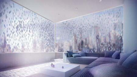 Conceptos innovadores para el hogar inteligente: ventanas autorregulables