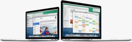 apple mac os x mavericks macbook pro