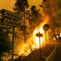 Tormenta ígnea: así es el fenómeno que ha causado la muerte de 60 personas en un incendio portugués