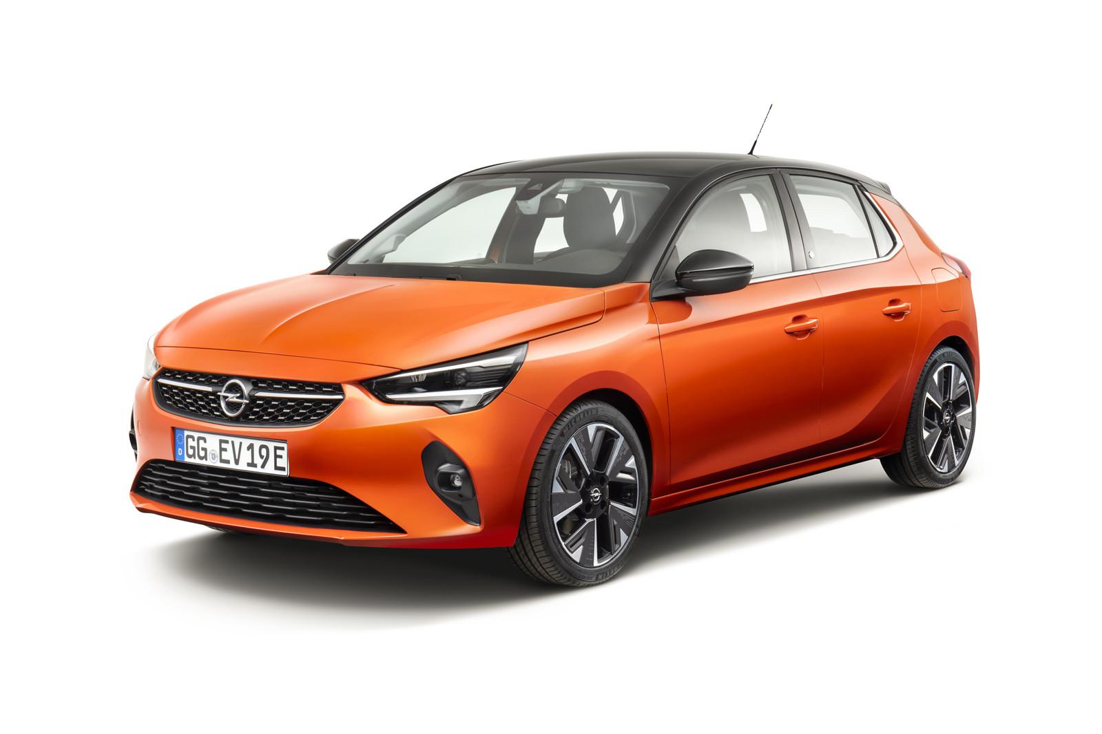 Foto de Opel Corsa 2019 (presentación estática) (21/46)