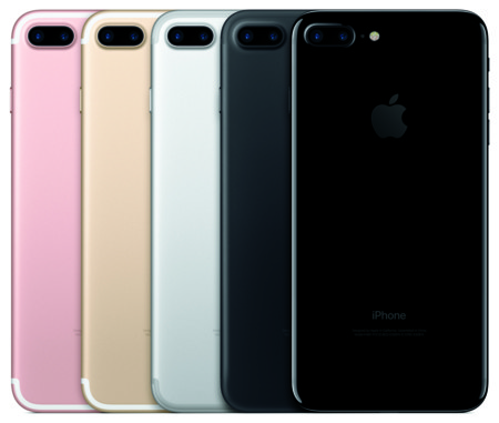 Iphone 7 Plus Colores