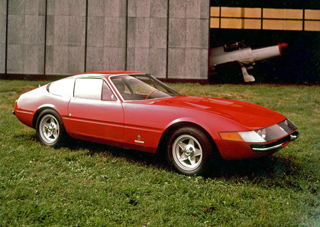 Ferrari Icona Daytona