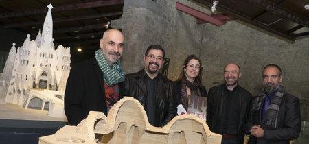 Gaudí a través del tebeo, una de las apuestas expositivas del Salón del Cómic de Barcelona