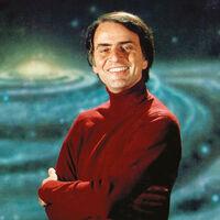 """Cuando Carl Sagan criticó 'Star Wars' por su falta de diversidad: """"Una enorme cantidad de chovinismo humano"""""""