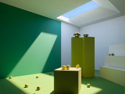 Coelux: Recreando la luz natural en espacios interiores
