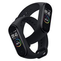 Por unos ridículos 23,79 euros con el cupón PARAXIAOMI de eBay, puedes seguir tu actividad física con la Xiaomi Mi Band 4 al precio más bajo hasta la fecha