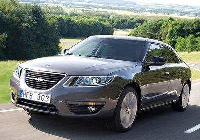 Saab 9-5, gama y precios para España