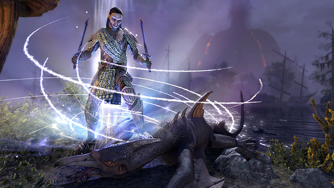 The Elder Scrolls Online Dragon Bones Dlc 03