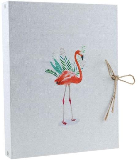 Veesun Album De Fotos Cubierta De Lino Flamenco Libro De Recuerdos Libro De Fotografias Libro De Recuerdos Familiares Navidad Dia De San Valentin Regalos De Cumpleanos Presente Unico