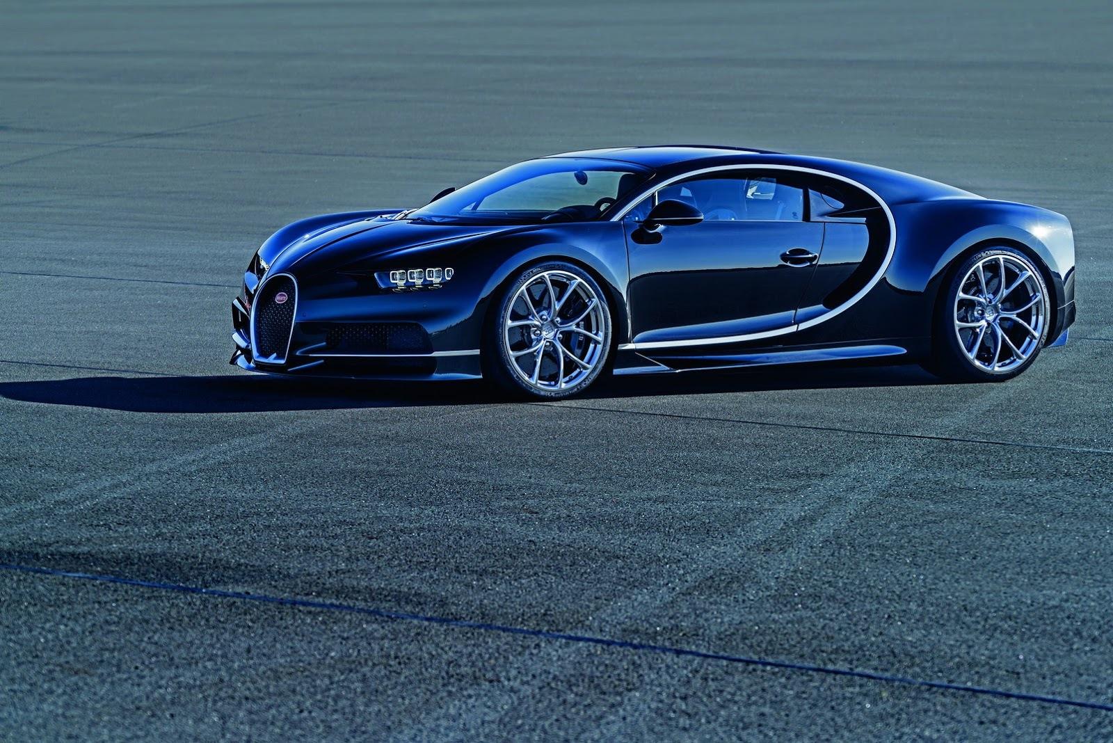 Foto de Bugatti Chiron (42/77)
