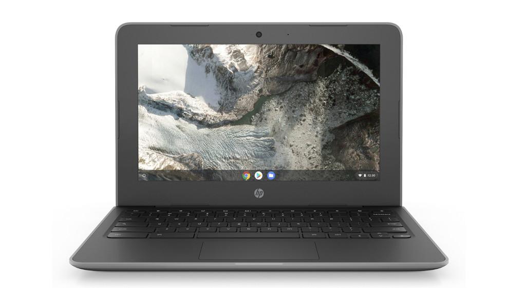 HP informa 2 nuevos Chromebook con certificación soldado de resistencia enfocados al zona educativo