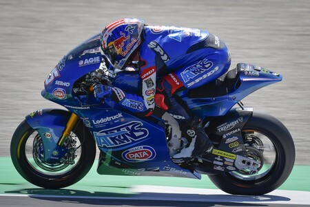 Roberts Italia Moto2 2021