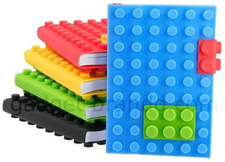 Agenda 2011-2012 inspirada en Lego