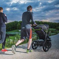 Qué carrito de bebé para runners comprar:consejos y modelos  para correr con tu hijo