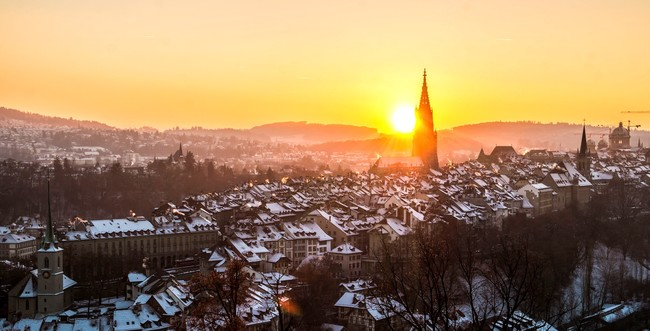 Estampas invernales: las ciudades más instagrameadas en invierno del mundo