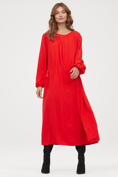 Hm Vestido Rojo