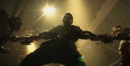 Al loro con el tráiler de Deus Ex: Mankind Divided