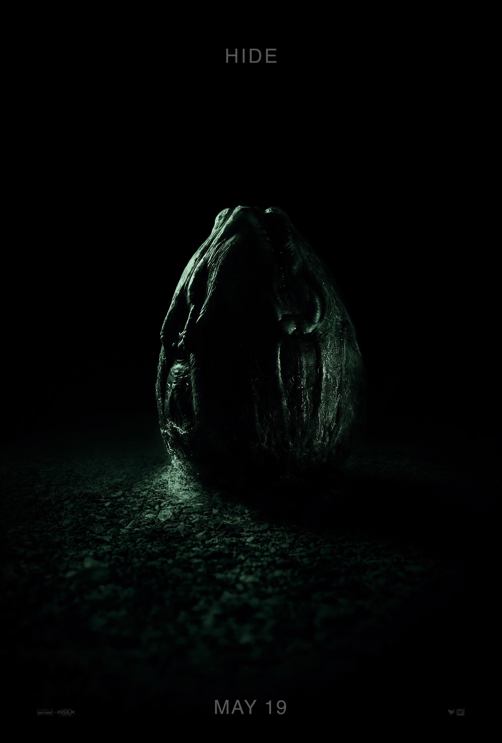 Foto de Carteles de 'Alien: Covenant' (1/8)