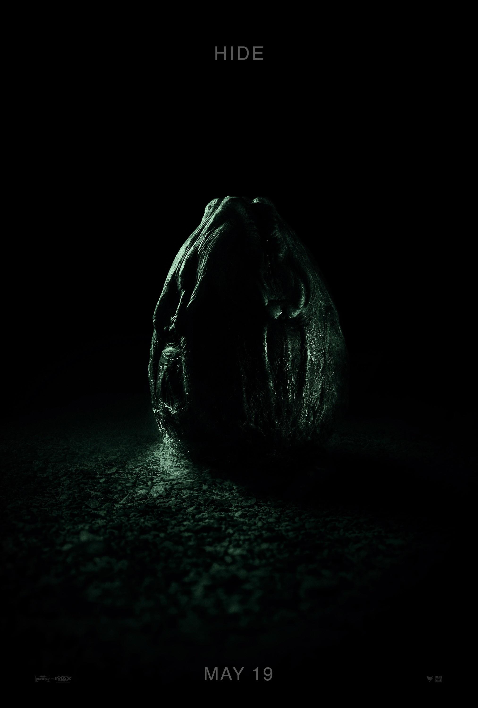Carteles de 'Alien: Covenant'
