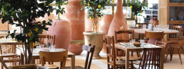 Citron es la nueva cafetería de Jacquemus que se ha convertido en el sitio más concurrido de París en tan sólo unas semanas