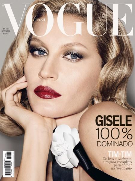 Terminamos el año con un buen número de portadas de revistas