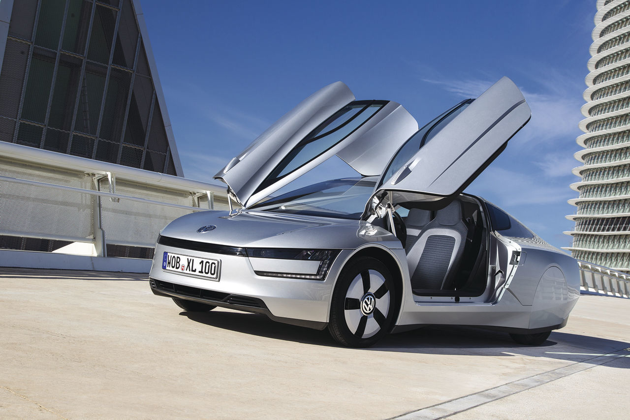Foto de Volkswagen XL1 2013 (4/49)