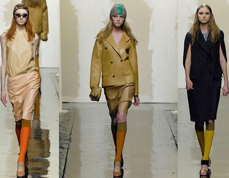 Prada en la Semana de la Moda de Milán