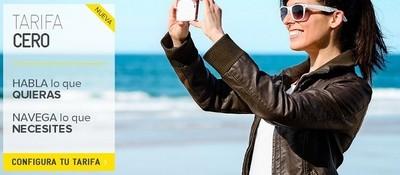 MÁSMÓVIL ofrece hasta 5 GB por 25 euros mensuales con su tarifa Cero