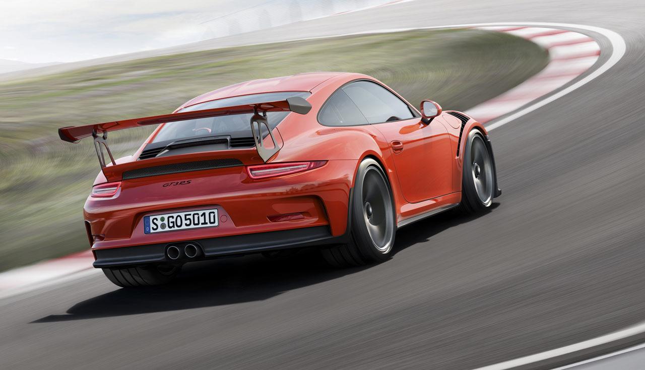 Foto de Porsche 911 GT3 RS 2015 (991) (3/10)