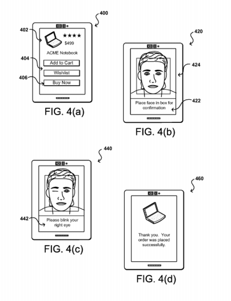 Amazon Selfie