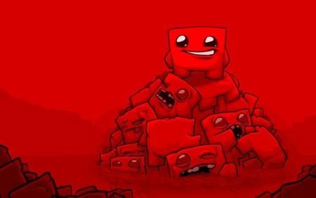 PS4 y PS Vita se pringarán de sangre este otoño por culpa de Super Meat Boy