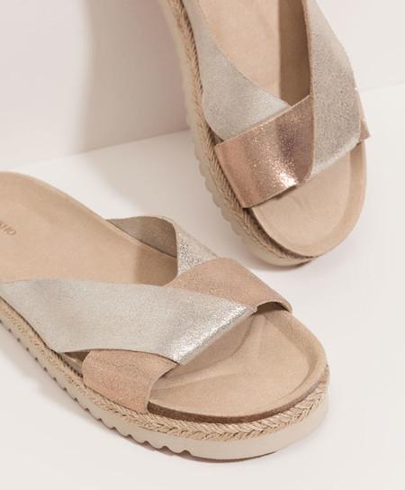 Estas son las sandalias más cómodas para lucir este verano: sandalias pala