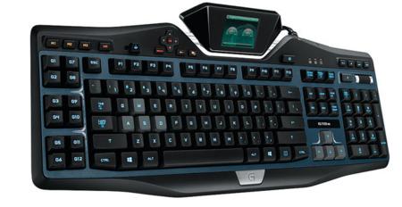 Logitech G19s y G510s, los mismos teclados con distinto recubrimiento