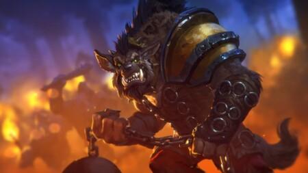 Hogger dejará de atormentar a los soldados del Bosque de Elwynn y se convertirá en el próximo héroe de Heroes of the Storm