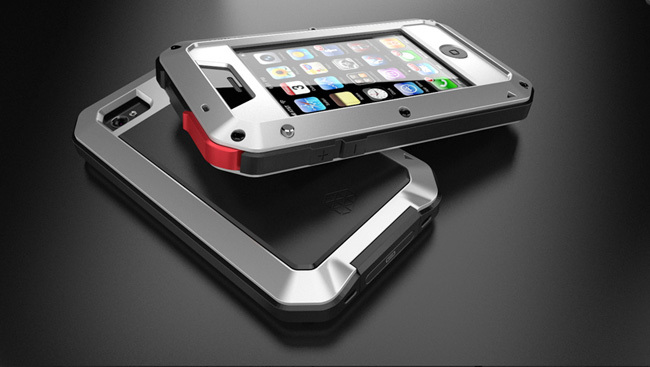 funda taktik para iPhone 1