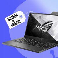 ASUS ROG Zephyrus G14 GA401II-HE004: este portátil gaming vuelve a estar rebajado casi 300 euros en Amazon