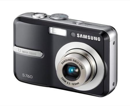 Nuevas cámaras Samsung S-Series